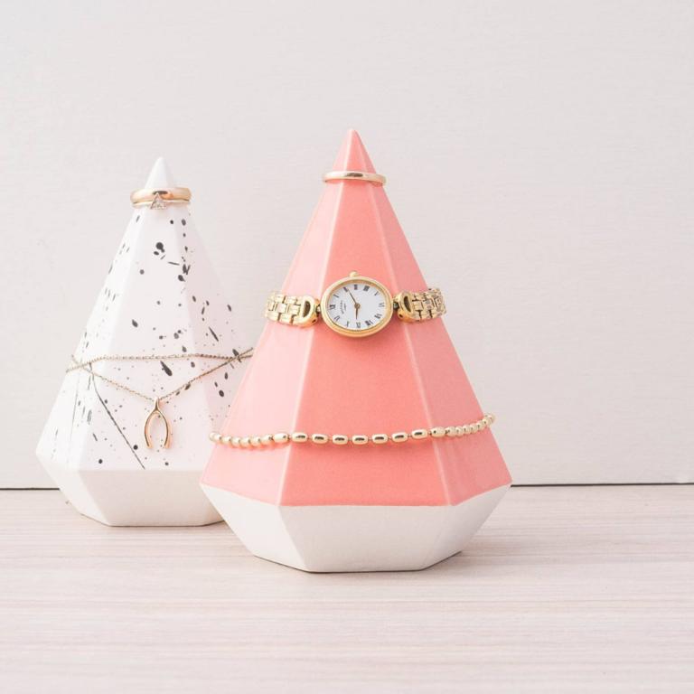 Creative Jewellery Storage Ideas, Credit: Etsy